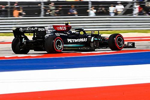 Mercedes heeft betrouwbaarheid krachtbron nog niet onder de knie