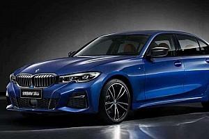 BMW зробила для Китаю подовжену 3 Series
