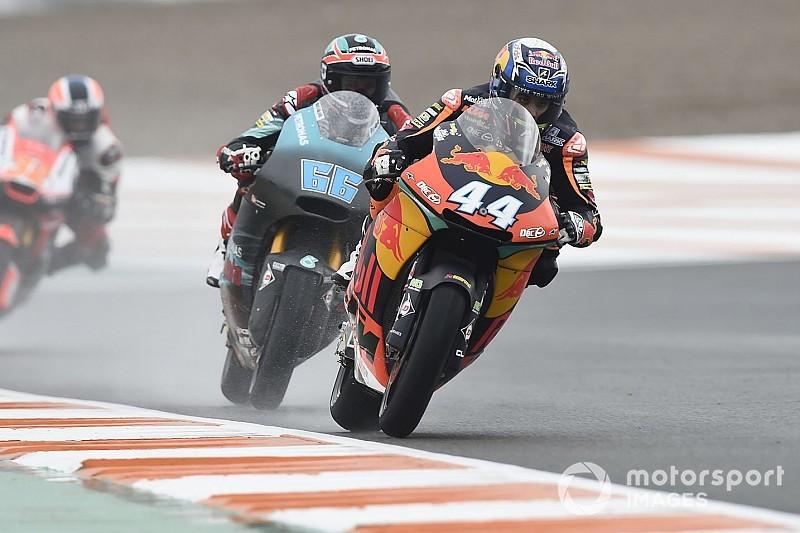 Moto2 en Moto3 stappen in 2019 over op MotoGP-kwalificatieformat
