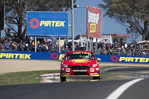 Supercars Bathurst pre-season test
