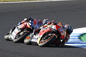 """Márquez: """"Esta temporada quiero ganar velocidad"""""""