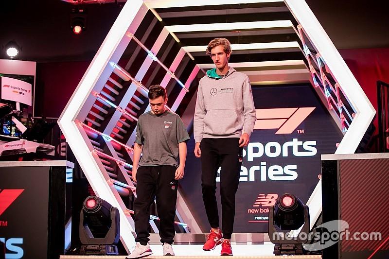 Los pilotos de Mercedes vuelven a dominar la segunda ronda de la F1 eSports 2018