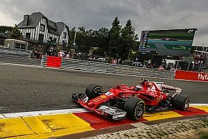 Formule 1 Résumé d'essais libres EL3 - Un Räikkönen record devant les inséparables Vettel et Hamilton