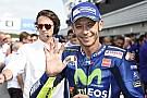 Rossi: Entrava nas curvas sem saber se pararia