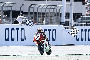 Moto2 Inggris: Nakagami raih kemenangan kedua