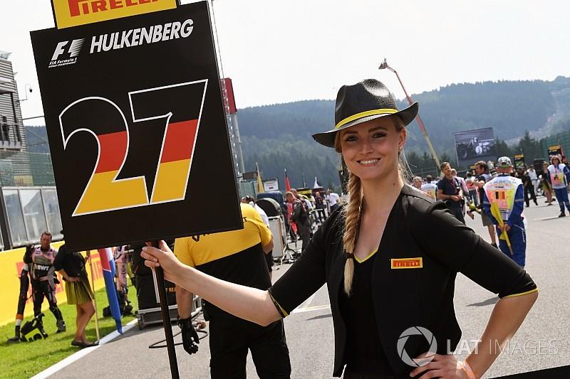 """Debatte um Formel-1-Grid-Girls: Augenschmaus oder """"nuttig""""?"""