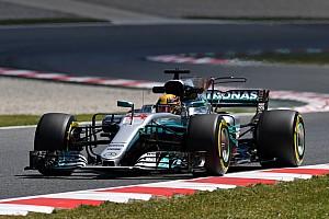 """F1 突发新闻 汉密尔顿:梅赛德斯不具""""稳妥的优势"""""""