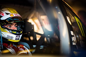 Supercars Practice report Ipswich Supercars: McLaughlin beats Slade in Practice 1