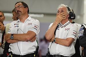 Ле-Ман Репортаж з гонки 24 години Ле-Мана: Toyota вночі втратила дві машини, Porsche лідирує