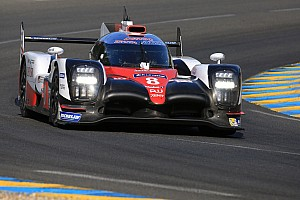 24 heures du Mans Résumé d'essais libres Warm-up - Toyota se rassure avant la course
