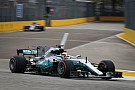 Formula 1 Mercedes flaws won't be fixed in 2017 - Hamilton