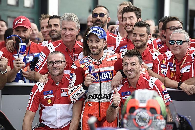 A Ducati nem gondolja, hogy Aragónban elvesztették volna a bajnokságot