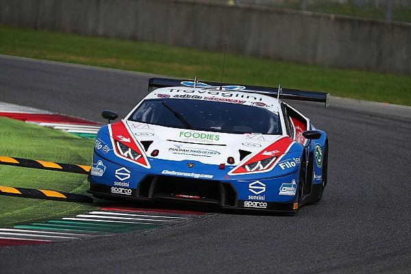 GT Italiano Gara Frassineti e Beretta vincono gara 2 e sono campioni di SGT3 PRO