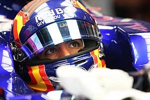 Formule 1 Actualités Sainz n'imagine pas rivaliser avec Hülkenberg en 2017
