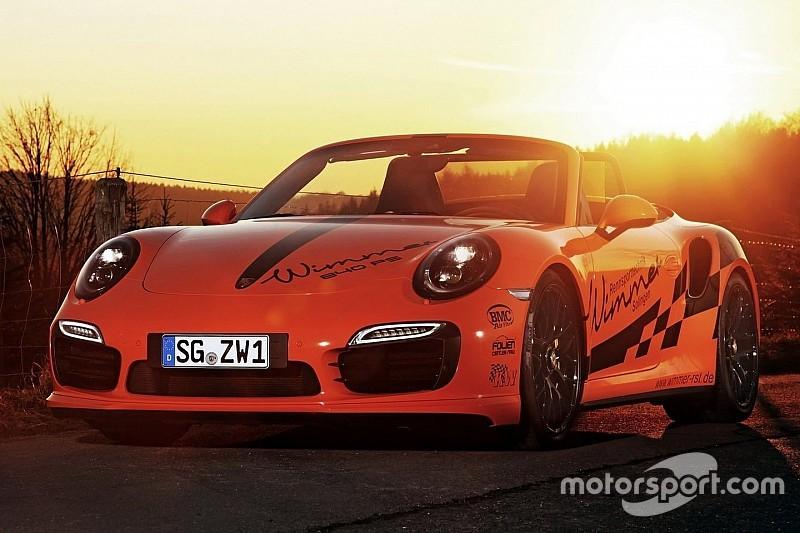Porsche 991 Turbo S Wimmer: 840 chevaux et 364 km/h!