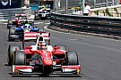 FIA F2 Monaco F2 dramas