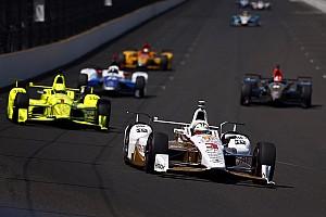 IndyCar Résumé d'essais libres Carb Day - Castroneves le plus rapide, casse moteur pour Hinchcliffe