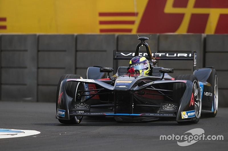 Dillmann debutará en París en la Fórmula E