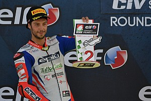 Supersport Ultime notizie Lorenzo Zanetti sostituisce Roberto Rolfo al Team Factory Vamag