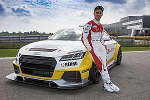 Turismo Ultime notizie Marco Melandri correrà nell'Audi Sport TT Cup al Nurburgring