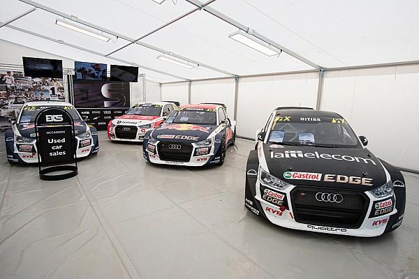 World Rallycross Ekstrom WRX team selling Audi S1s, could leave series