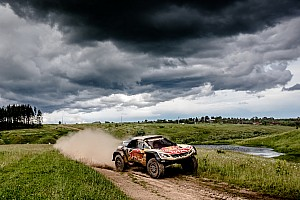 Cross-Country Rally Stage report Silk Way Rally: Double whammy for Peterhansel and van den Brink