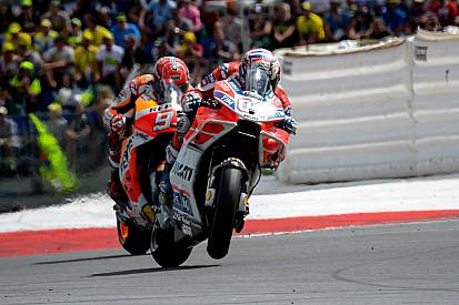 MotoGP Édito - Quand Dovizioso lâche la bride pour dompter Márquez