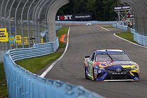 NASCAR Cup Reporte de prácticas Kyle Busch lideró la primera práctica en Watkins Glen