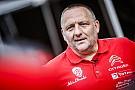WRC Citroen'in takım patronu Matton, FIA Ralli Komisyonu Başkanı olmaya hazırlanıyor