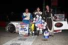 Stock car Brandon Watson scores big APC Series win at Flamboro Speedway
