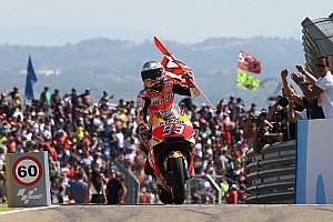 MotoGP Artículo especial Las notas del Gran Premio de Aragón