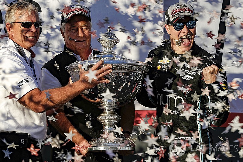 Captain's Corner: Interview with IndyCar champion Josef Newgarden