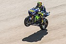 Rivals laud injured Rossi's