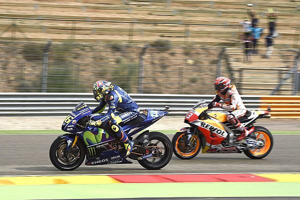 MotoGP На одной ноге. Главные события Гран При Арагона