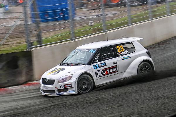 FIA Ralikrossz Eb Motorsport.com hírek Szabó Krisztián: Nem számolgatok, de nem vállalok rizikót sem