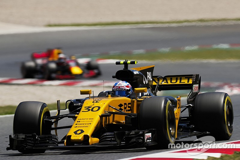 """Renault """"committed"""" to helping Palmer recover"""