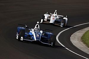 IndyCar Trainingsbericht Indy 500: Max Chilton an Tag 8 Schnellster, Fernando Alonso 12.