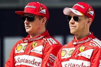 F1 No hay nadie que en Ferrari pueda hacerlo mejor que Kimi y Vettel