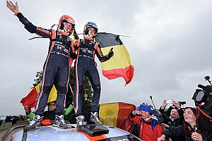 WRC Leg report Poland WRC: Neuville seals victory, Latvala tops Power Stage