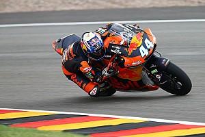 Moto2 Verslag vrije training Oliveira in eerste training Duitse Grand Prix heer en meester