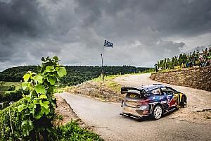 Jadwal resmi kalender WRC 2018
