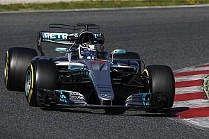 Тести Ф1 у Барселоні, день 3: Боттас та Феттель долають новий бар'єр