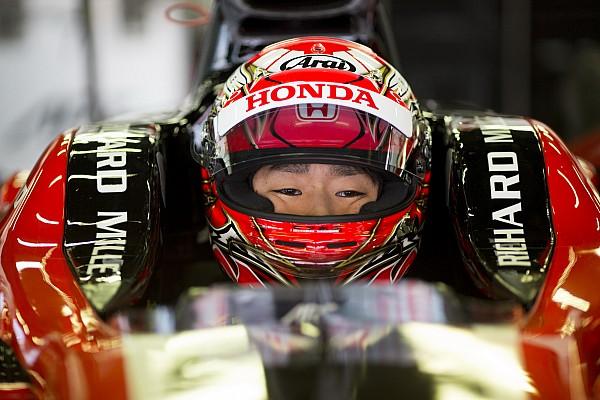 F2 Bahreyn testleri: İlk günün lideri Matsushita