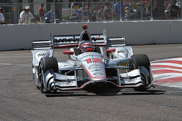 Пауэр завоевал 45-й поул в IndyCar, Алешин – 17-й