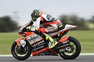 Moto2 Verslag vrije training Baldassarri nipt voor Morbidelli in openingssessie Franse GP