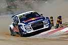 World Rallycross Portugal WRX: Ekstrom fends off Loeb in last-lap thriller