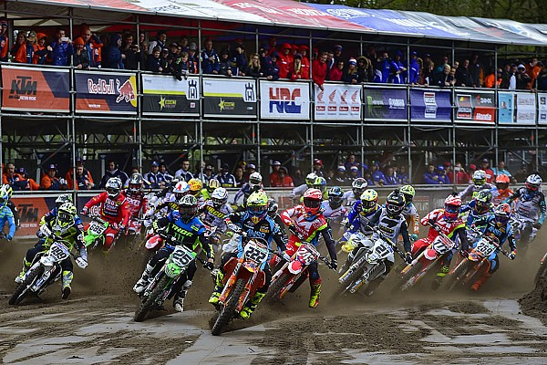 MXGP Noticias de última hora Así fue el intenso GP de Europa de MXGP