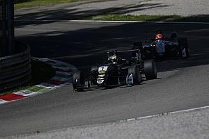 F3-Euro Reporte de calificación Pole de Joel Eriksson para la segunda carrera de la F3 en Monza