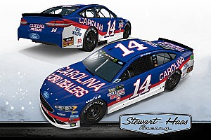 NASCAR Cup Breaking news Bowyer pays tribute to Mark Martin with Southern 500 throwback scheme