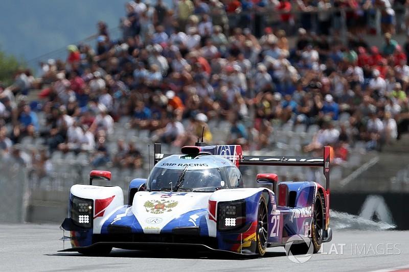 Dallara décroche sa première victoire en LMP2